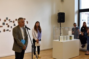 Official opening of the 8th Artist's Book Triennial in Vilnius