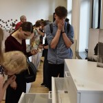 Opening of the 8th Artist's Book Triennial in Vilnius