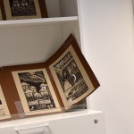 Exhibition of printed linocuts