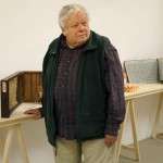 Opening of the artist's book exhibition in Basel - Dadi Wirz