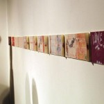 Opening of the 6th Artist's Book Triennial in Vilnius 2012
