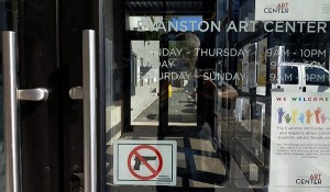 Evanston Art Center...