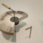 Flip artist's book of Masahiro Hasunuma