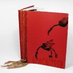 "Artist's book. Kestutis Vasiliunas ""Apocalypse No1"". 2000"