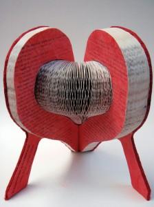 "Anne-Maree Hunter, Australia, ""My honeycomb heart"", 2011"