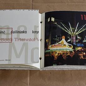 Artist's Book Catalogue - 8th Artist's Book Triennial