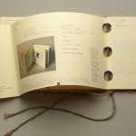 Artist's Book Catalogue - 1st Artist's Book Triennial