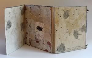"Mirabel Fitzgerald. Australia. Artist's book ""Kunming: Lost and Found"". 2017"