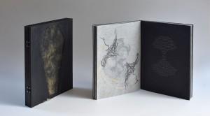 "Gabby Cooksey. U.S.A. Artist's book ""The Book of Penumbra"". 2016"