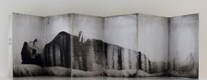 """Lis Rejnert Jensen. Denmark. Artist's book """"Transcendency"""". 2017"""