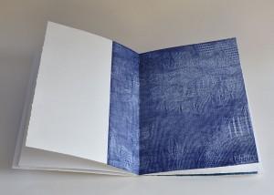 """Loretta Cappanera. Italy. Artist's book """"Legato con amore in un volume (Dante, The Divine Comedy. Paradiso XXXIII)"""". 2017"""