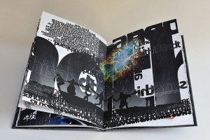 """Lyn Ashby. Australia. Artist's book """"Everything... and This"""". 2017"""